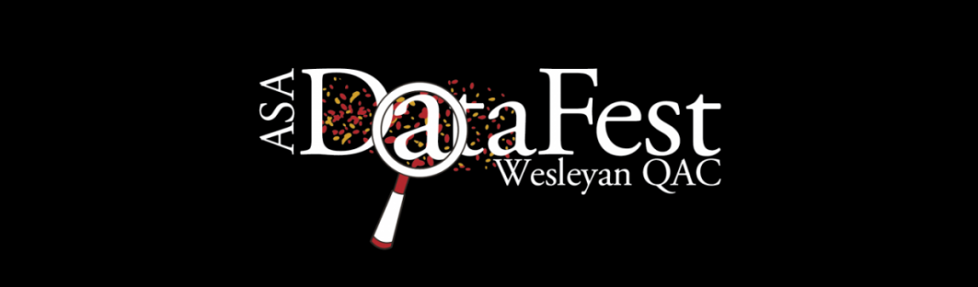 QAC DataFest Logo